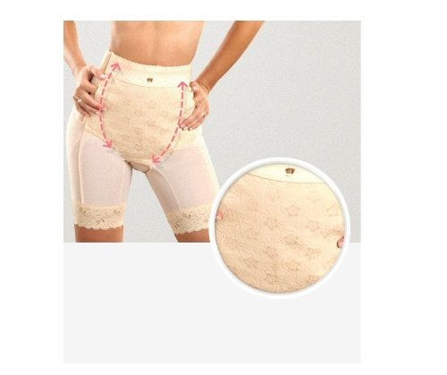 Ardyss Postpartum Girdle (Beige) Speed Recovery After Childbirth, Flat Looking Stomach