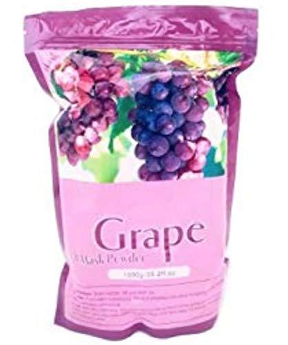 Huini Peel Off Firming Anti-wrinkle & Moisturizing Grape Elastic Soft Mask Powder ()