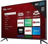 TCL 65R617 - 65-Inch 4K Ultra HD Roku Smart LED
