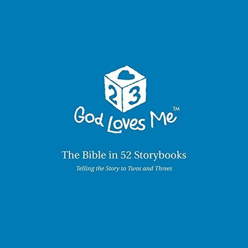 God Loves Me Storybooks: The Bible in 52 Storybooks by Patricia L Nederveld (2015-10-15)