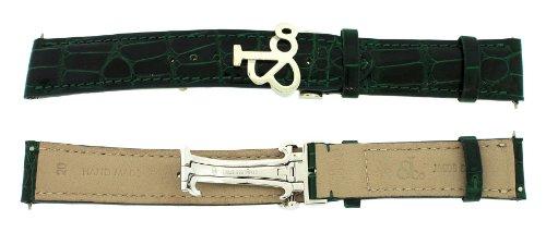 jacob-co-genuine-real-alligator-dark-green-band-strap-20mm-40mm-watch