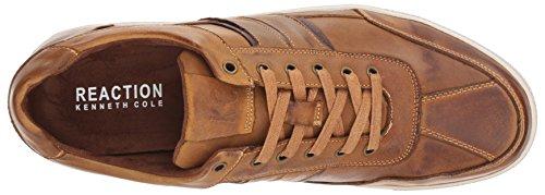 Kenneth Cole REACTION Men's Sprinter Sneaker, Tan, 9 M US