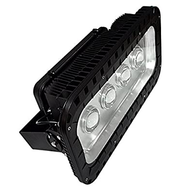 200W LED Warehouse Light Bay Commercial Grade Flood Lamp Fixture Factory Parking Area