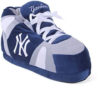 Comfy Feet Men's and Womens Officially Licensed MLB Sneaker Sneaker Slippers