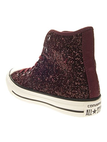Converse - Converse All Star Chaussures de sport Femme Bordeaux Scintillement - Bordeaux, 36,5