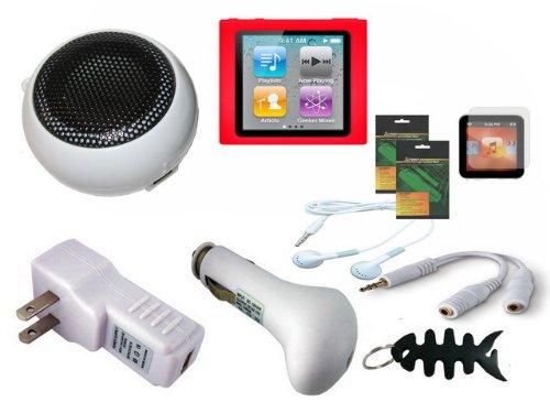 iShoppingdeals - 8 Item Charger Speaker Bundle for Apple ...