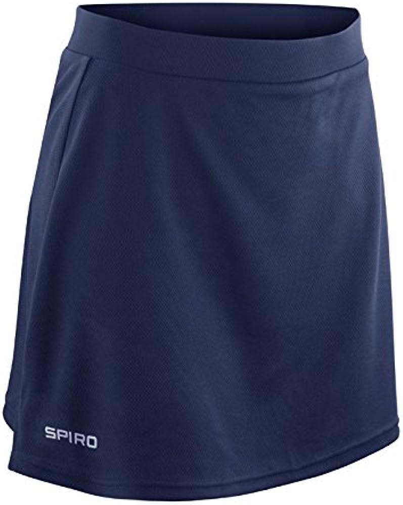 Spiro COLOR-Azul Marino traje de neopreno para mujer falda azul ...