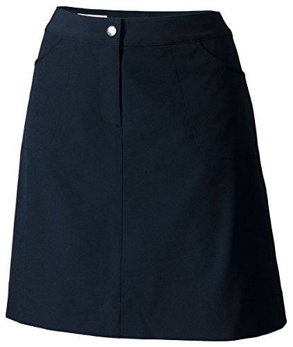 - Cutter & Buck LCB07065 Womens Core Tech Skort, Navy Blue-4