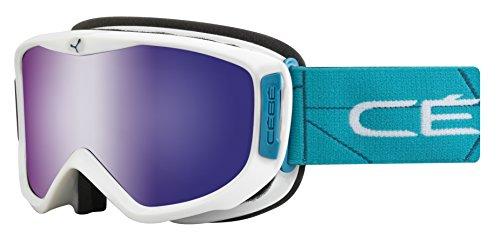 Cébé Legend Skibrille Blau Blue Diamond