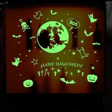 Luminous Night Wall Sticker - Sports & Outdoor - 1PCs