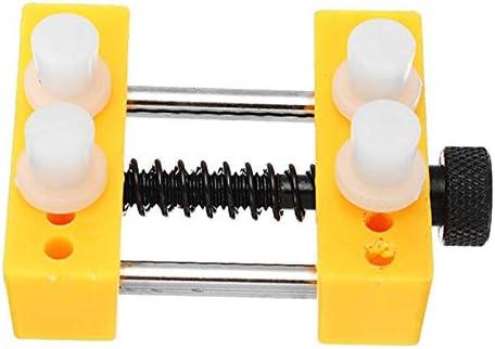 GENERICS LSB-Werkzeuge, Tragbare Schreibtisch klemme Mini tischschraubstock bankschraubstock Flache klemme tischschraubstock for DIY schmuck Handwerk modellierung Reparatur Werkzeuge
