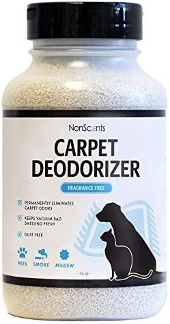 Carpet Cleaner Eliminator NonScents Deodorizer product image