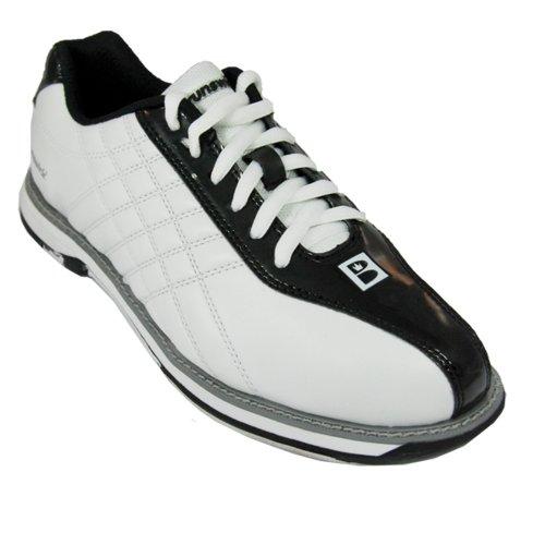 Scarpe US UK da Brunswick bianco Glide da 8 donna 5 nero bowling bianco nero Bianco Bianco 5 gqw5xRwP