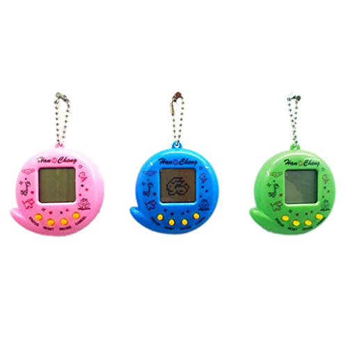 Shoresu Electronic Pet, 90S Nostalgic 168 Pets in 1 Virtual Cyber Pet Toy Tamagotchis Electronic Pet