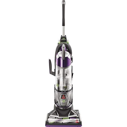 BISSELL PowerGlide LiftOff Bagless Pet Upright Vacuum Purple/Black 2043