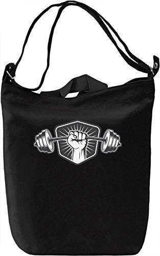 Strong hand Borsa Giornaliera Canvas Canvas Day Bag| 100% Premium Cotton Canvas| DTG Printing|