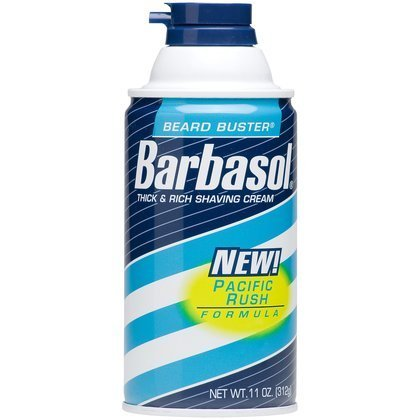 Barbasol Barbasol Pacific Rush Shave Cream-Pacific Rush-11 o
