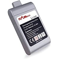 Flylinktech DC16 Battery 21.6V 2000mAh Battery Replacement For Dyson DC16 Handheld Vacuum Cleaners Root 6 Animal DC16 12097,912433-01,912433-03,912433-04