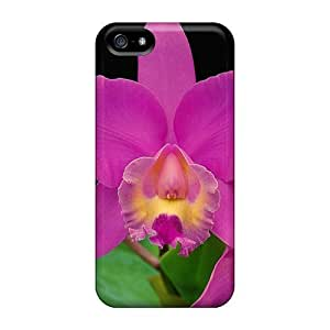 New Fashionable Williams6541 FbO632NqLl Cover Case Specially Made For Iphone 5/5s(beautiful Pink Orchids)