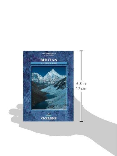 Bhutan: A Trekkers Guide (Cicerone Guides)