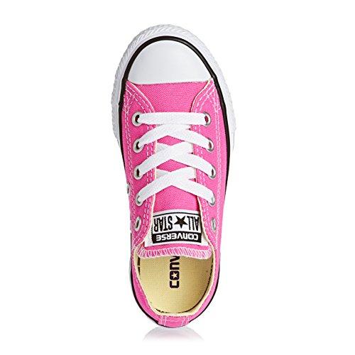 Converse , Mädchen Sneaker Pink rose