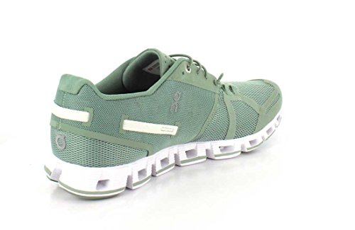 On Da Cloud Corsa Scarpe 11 Moss uk Mens 7f4wfU
