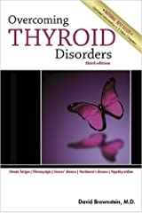 Overcoming Thyroid Disorders Third Edition  Perfect Paperback