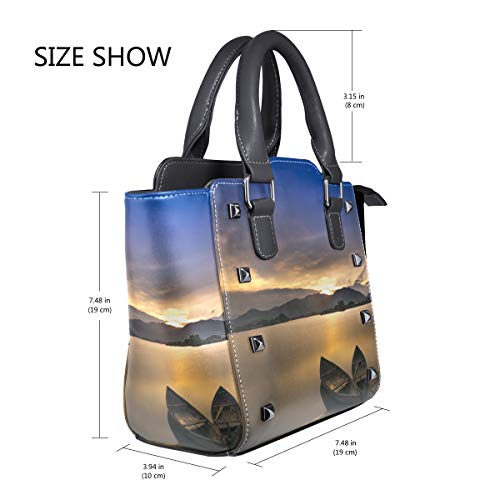 coach party Shopping handbags FANTAZIO for Sunset Boats vw6vdXqfO