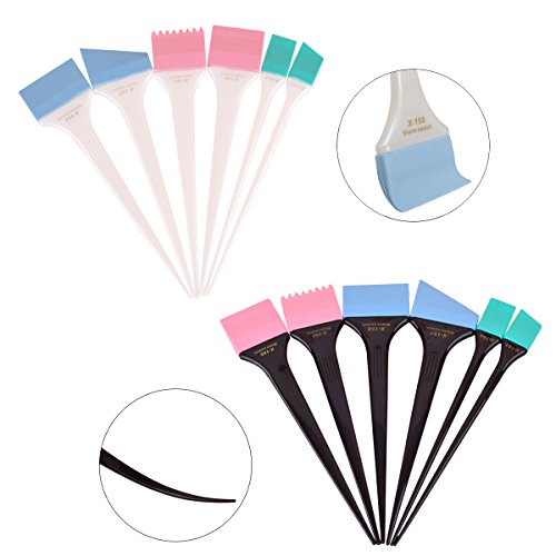 Onedor Silicone Hair Dyeing Professional Coloring Brush for sale  Delivered anywhere in USA