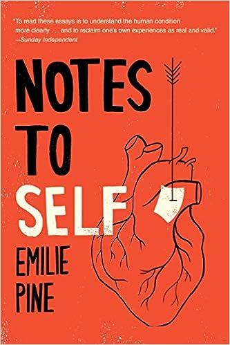 11df4e384 Notes to Self: Essays - Livros na Amazon Brasil- 9781984855459