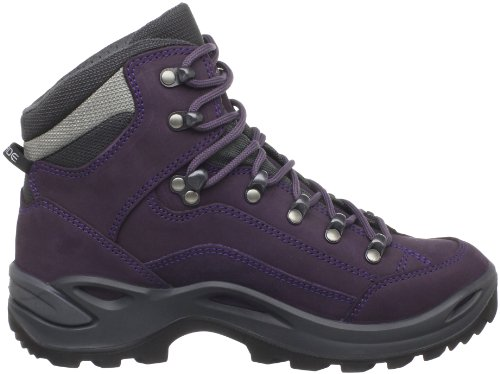 Hiking Prune Grey Lowa GTX Mid Boot Renegade Women's ZwqpIxv
