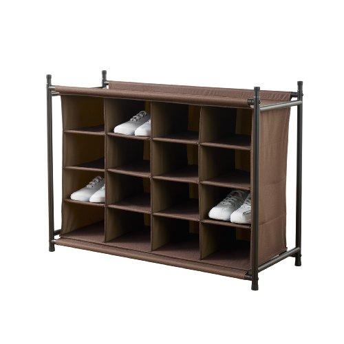 neatfreak 5632-E 16 Compartment Shoe Organizer