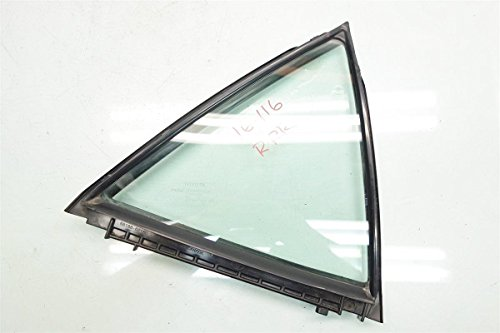 toyota corolla rear vent glass - 9