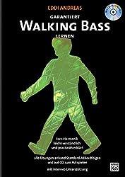 Garantiert Walking Bass lernen (Buch/CD): Jazz-Harmonik leicht verständlich und praxisnah erklärt