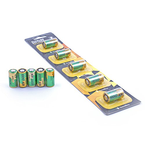 Bark Collar Batteries by GoodBoy 5-Pack 6V Alkaline Battery 4LR44 ( also known as PX28A, A544, K28A, V34PX )