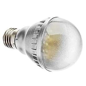 Light Lamp E27 2.5W 2800-3200K Warm White Light Sound-Activated LED Ball Bulb (220V)