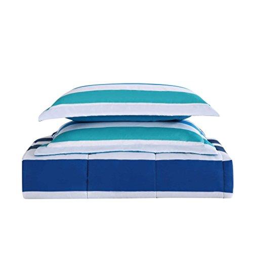 Style 212 Comforter Mini Set, Twin, Montuak Stripe
