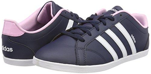 Adidas Bleu Rosesc maruni 000 Femme Chaussures Ftwbla Qt Fitness Coneo De rRAYqr