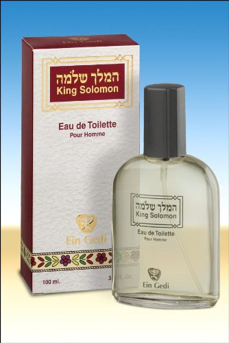 King Solomom Biblical Perfume - 100 ml
