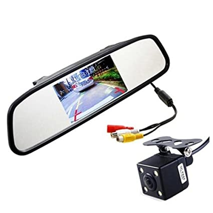 CCD  Auto Parking Monitor Car Rear View Camera Night Vision Reversing