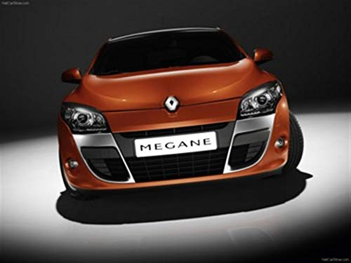Renault Megane Coupe 2009 Poster 18