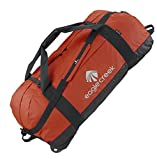 Eagle Creek No Matter What Flashpoint Rolling Duffel Bag, Red Clay (XL)