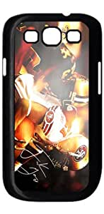 Frank Gore signed NFL star Samsung Galaxy S3 I9300 black + Free Gift