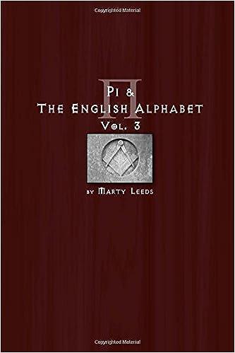Pi /& The English Alphabet Vol 3