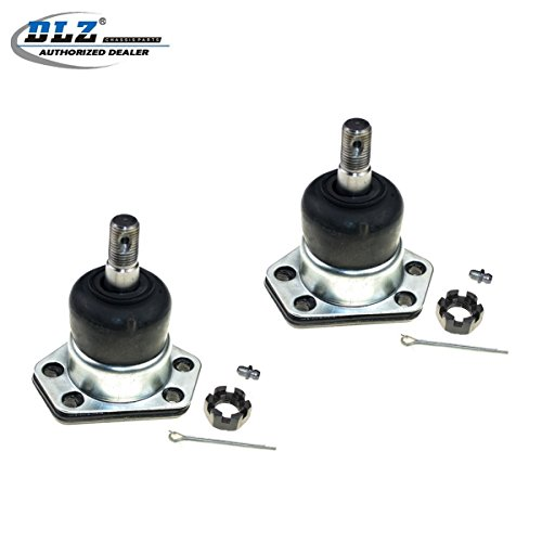 DLZ 2 Front Upper Ball Joint Compatible with 1999-2001 Chevrolet Blazer AWD 1995-2005 Chevrolet Blazer 4WD 1983-2003 Chevrolet S10 4WD 1998-2005 GMC Jimmy 1984-1991 GMC S15 Jimmy 4WD 1991 GMC Syclone