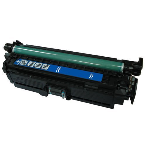 1PK HP CE251A Cyan Toner Cartridge for HP CM3530 CP3520 CP3525DN CP3525N CP3525X(Toner Ctg, Cyan, Y=7k)