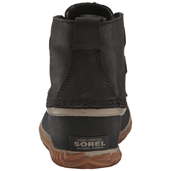 Sorel Out N About Leather Stivali Chukka Donna