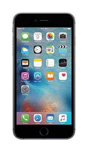 Apple iPhone 6s Plus  Space Grey, 16 GB