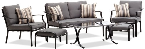 Strathwood 6-Piece All-Weather Furniture Set