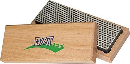 15.2 cm // 6 Zoll DMT Diamant-Sch/ärfstein extrafein mit Hartholzbox 1 St/ück W6E